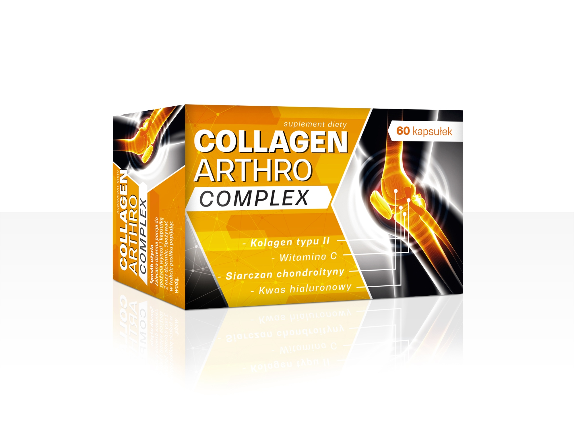 Suplement diety Collagen Arthro Complex
